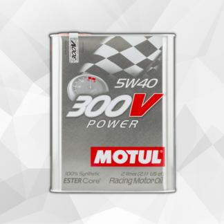 Motul 300V Power 5W-40 20L