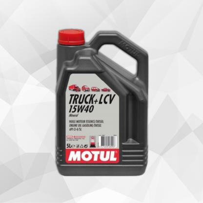 TRUCK + LCV 15W40 5L
